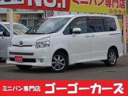 トヨタ ヴォクシー 2.0 ZS 煌II 4WD 自社対応ローン可 両電動スライド Bカメラ