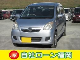 ダイハツ ミラ 660 X 車検R4年8月 タイミングチェーン 盗難防止