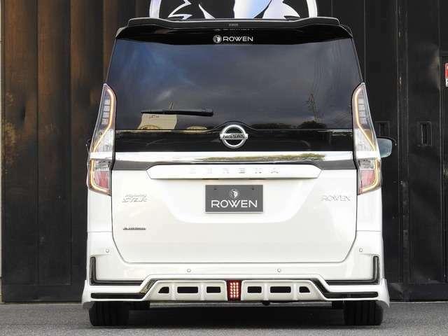『PLATINUM ROAD』は世界から注目を集めるエアロトップメーカー「ROWEN」初の直営店です!直営店ならではの厳選したコンプリートカーをご提案させていただきます。是非、ご期待ください!