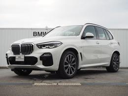 BMW X5 xドライブ 35d Mスポーツ 4WD 黒革 地デジ ACC HUD 認定中古車