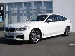 BMW 6シリーズグランツーリスモ 623d Mスポーツ ディーゼルターボ BMW正規認定中古車 本革シート