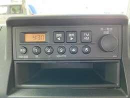 ラジオを楽しむ事が出来ます。