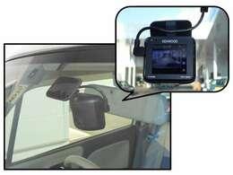 ドライブレコーダーが装備されております!事故時の証拠映像として、あると安心な装備です!