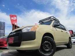 トヨタ プロボックスバン 1.3 DX コンフォート 新品リフトアップ 全塗装サンドベージュ