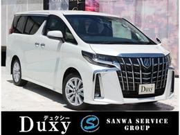 トヨタ アルファード 2.5 S 新車 両PWスライド アルパインBIG-X対応