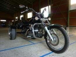 250ccでもボリューム感のあるボディーです!アイドリングも安定しています!