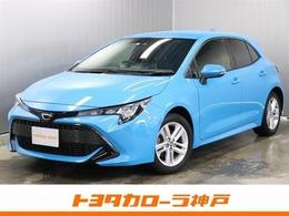 トヨタ カローラスポーツ 1.2 G SDナビ フルセグ LEDヘッドライト