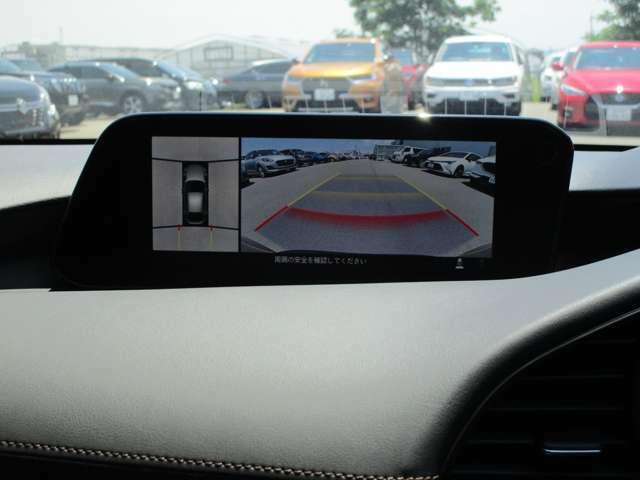 メーカーオプション360°セーフティパッケージ(360°ビューモニター/ドライバーモニタリング)