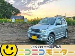 ダイハツ テリオスキッド 660 カスタムSエディション 4WD 検R3/1 タイベル交換済 ターボ フォグ