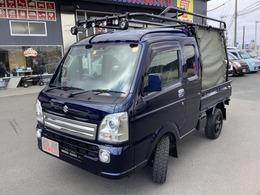 スズキ キャリイ 660 スーパーキャリイ X 3方開 4WD