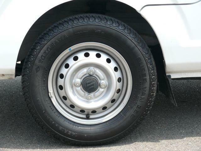 タイヤの目ありますよ。