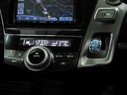 快適な車内空間に誘うオートエアコン☆快適な空間で車内での会話も弾みます♪