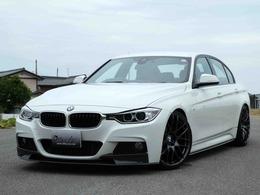 BMW 3シリーズ 320d Mスポーツ 20AW 車高調 カーボンエアロ