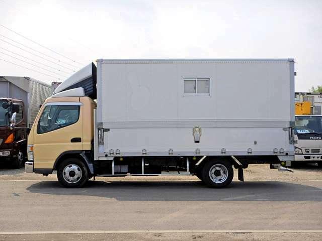 車両総重量5795kg 最大積載量1500kg