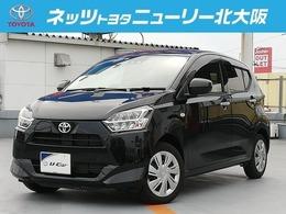 トヨタ ピクシスエポック 660 X SAIII 純正SDナビ&バックモニタ-