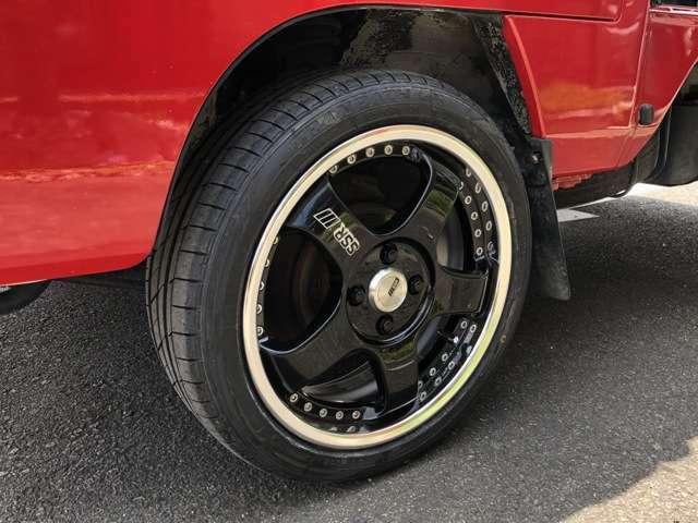 SSR 16インチ 前輪
