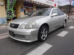 トヨタ アリスト 3.0 S300ベルテックスエディション 革シート