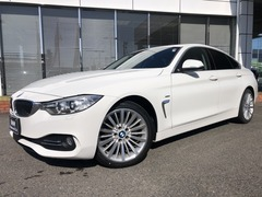 BMW 4シリーズグランクーペ の中古車 420i ラグジュアリー 愛知県小牧市 268.0万円