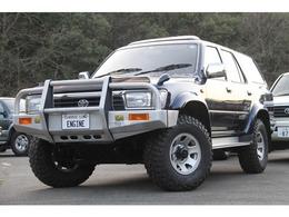 トヨタ ハイラックスサーフ 2.4 SSR-X ワイドボデー ディーゼルターボ 4WD ワンオーナー タイヤ新品 車検整備付