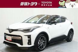 トヨタ C-HR S-T GR スポーツ 弊社試乗車・フルエアロ・6速MT・ナビ