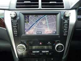 車両一体式HDDナビ フルセグTV・CD・DVDビデオ バックカメラ ナビ取扱説明書あり