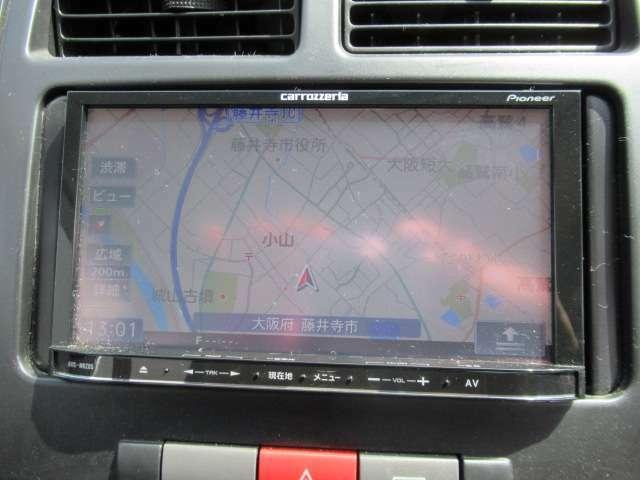 カロッツエリア製AVIC-MRZ05  AM/FM CD装備 2012年製です。