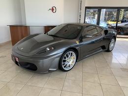 フェラーリ F430 F1 新車並行/1オナ/カーボンB/インテリア
