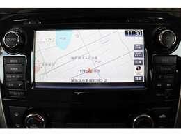 【マルチメディア】SDナビゲーション/フルセグTV/CD/DVD再生/ミュージックサーバー/USB/Bluetooth接続/AM/FM