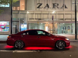 米国トヨタ カムリ 2.4 セダンLE ''Red Cammuri'' D.I.Dリメイクデモカー 新並 ドルチェ20AW