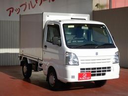 スズキ キャリイ 660 冷凍車 1WAY 4WD 車検R4/2 中温