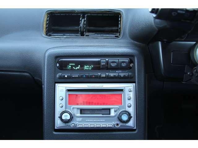 エアコンコントローラー&CD・MDコンポ