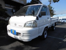 トヨタ タウンエーストラック 1.8 シングルジャストロー DX スチールデッキ 三方開 スチールデッキ積載0.8kg