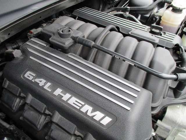 6.4L・HEMIエンジン!