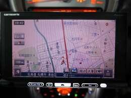 ●社外HDDナビ:ナビ付の車両です♪目的地を設定し楽しくドライブをお楽しみいただけます♪
