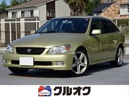 トヨタ アルテッツァジータ 2.0 AS200 Zエディション 6速MT 禁煙車 純正17インチAW 純正ナビ