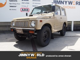 スズキ ジムニー 660 HC 4WD ボディー全塗装済み 前後バンパー社外交換
