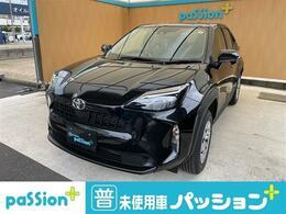 トヨタ ヤリスクロス 1.5 X 新車未登録 ディスプレイオーディオ