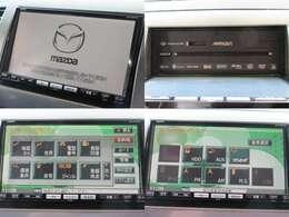 お出掛け嬉しい、純正HDDナビ(ワンセグTV)付です♪DVDビデオ再生機能・音楽録音機能・AUX接続も可能です♪