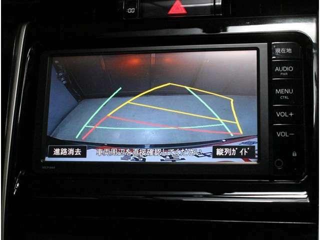 ☆バックカメラ装備です、夜間でも後方の状況がモニターで確認することが出来ますので、安全、安心ですネ!ただし、目視は重要です!!