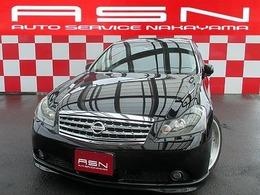 日産 フーガ 4.5 450GT スポーツパッケージ スタイリッシュブラックリミテッドII 社外車高調 19AW レーダークルーズ
