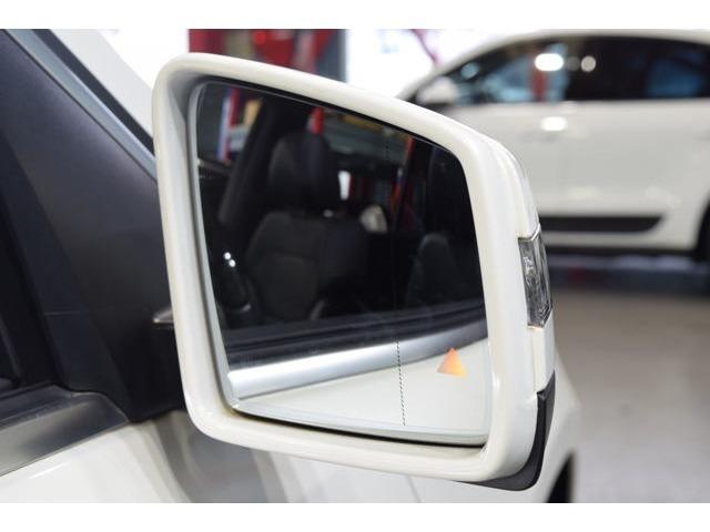 先進の安全装備であるレーダーセーフティパッケージ!ブラインドスポットアシストも備わり、車線変更時死角に車輌がいる場合、運転者へアラームとインジゲーターで知らせます!