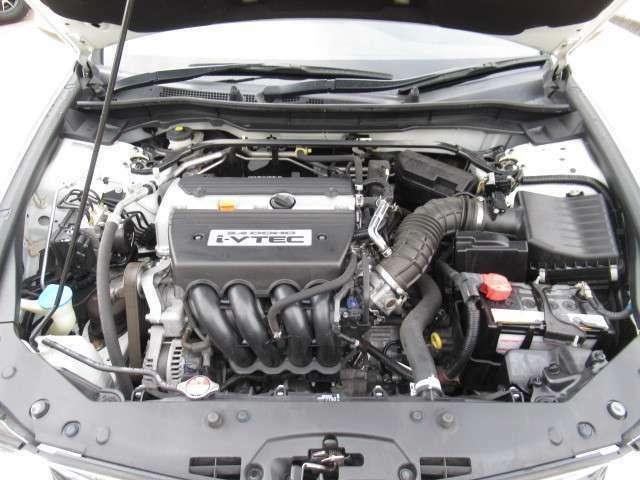 2400cc&i-VTECの組み合わせです♪