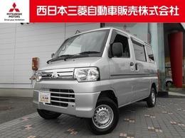 三菱 ミニキャブミーブ CD 10.5kWh 4シーター ハイルーフ バックカメラ・フルセグTV・DVD・ナビ搭載.
