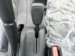 ☆パートタイム4WD☆四輪を駆動する必要のない一般道では2WD走行で回転抵抗を軽減し、いざ悪路では直結4WDならではの力強い走破性を発揮します!