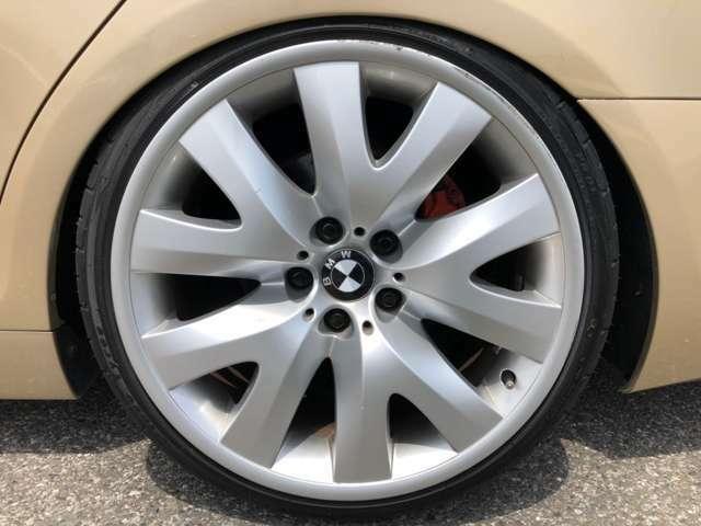 BMW 7シリーズ純正ホイール