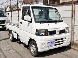 日産 クリッパートラック 660 DXエアコン付 AM/FMラジオ 運転席エアバッグ