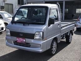 スバル サンバートラック 660 TC 三方開 4WD AT車 エアコン パワステ