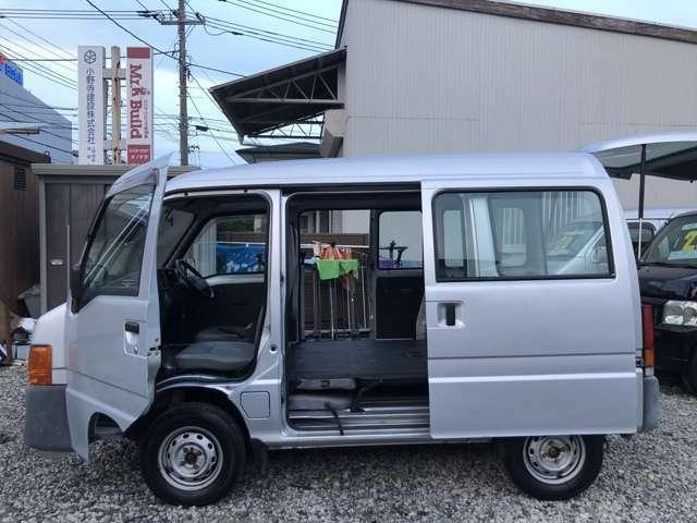 神奈川県、東京都にお住いの方は軽貨物(事業用ナンバー)登録可能です。納車後、即業務にお使いいただけます!