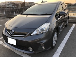 トヨタ プリウスα 1.8 S Bluetooth/バックカメラ/ETC