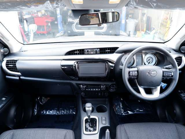 パートタイム4WD  リアデフロック ダウンヒルアシストコントロール レーンアシスト レーダークルーズコントロール プリクラッシュセーフティ